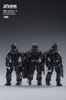 Joy Toy Skeleton Forces-Hell Grim Reaper - Surveillance Port 03