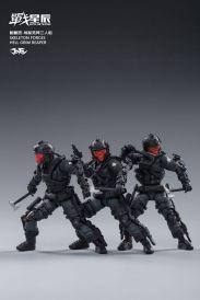 Joy Toy Skeleton Forces-Hell Grim Reaper - Surveillance Port 04