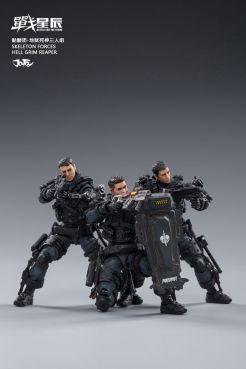 Joy Toy Skeleton Forces-Hell Grim Reaper - Surveillance Port 05