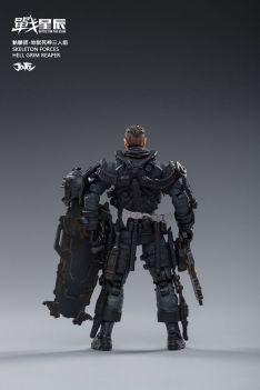Joy Toy Skeleton Forces-Hell Grim Reaper - Surveillance Port 08