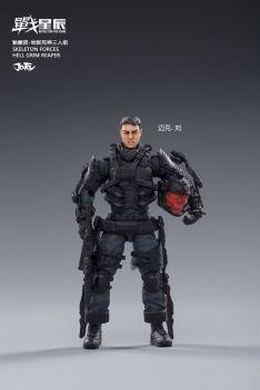 Joy Toy Skeleton Forces-Hell Grim Reaper - Surveillance Port 09