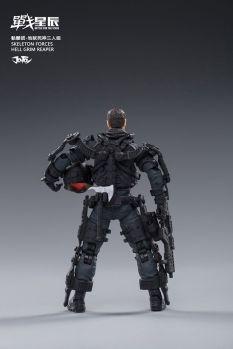 Joy Toy Skeleton Forces-Hell Grim Reaper - Surveillance Port 10