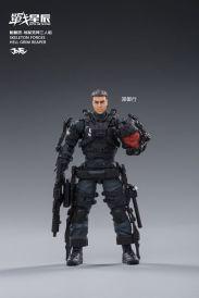 Joy Toy Skeleton Forces-Hell Grim Reaper - Surveillance Port 11