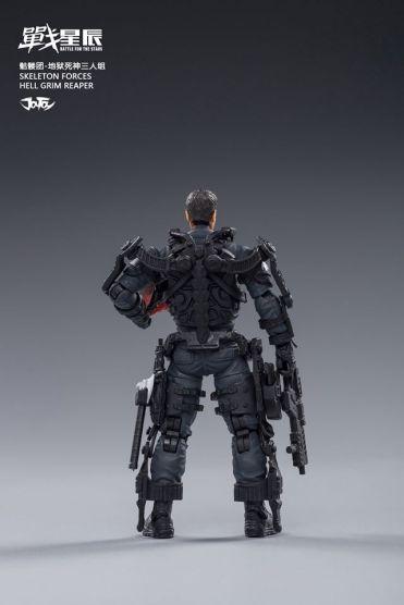 Joy Toy Skeleton Forces-Hell Grim Reaper - Surveillance Port 12