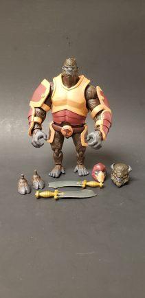 Spero Studios Animal Warriors of the Kingdom Deluxe Paint Samples - Surveillance Port (5)