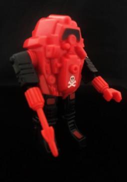 Black Major Red Shadows Eel and SNAKE Armor - Surveillance Port 29