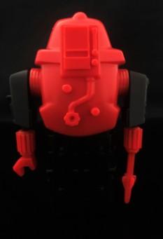 Black Major Red Shadows Eel and SNAKE Armor - Surveillance Port 36