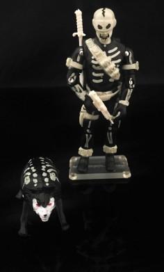 Black Major Toys 2020 The Last Chapter Bonecrusher Commando SEv2 - Surveillance Port 01