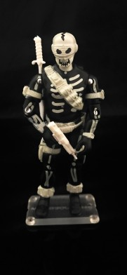Black Major Toys 2020 The Last Chapter Bonecrusher Commando SEv2 - Surveillance Port 02