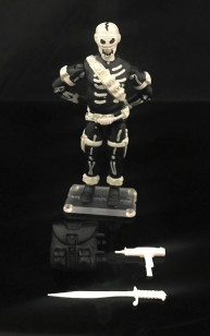 Black Major Toys 2020 The Last Chapter Bonecrusher Commando SEv2 - Surveillance Port 03