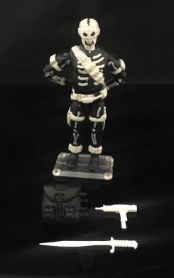 Black Major Toys 2020 The Last Chapter Bonecrusher Commando SEv2 - Surveillance Port 03