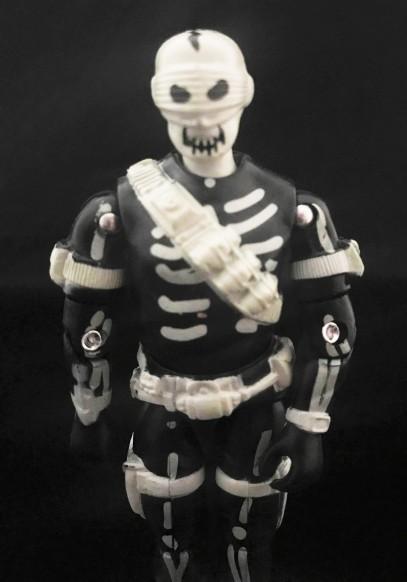 Black Major Toys 2020 The Last Chapter Bonecrusher Commando SEv2 - Surveillance Port 05