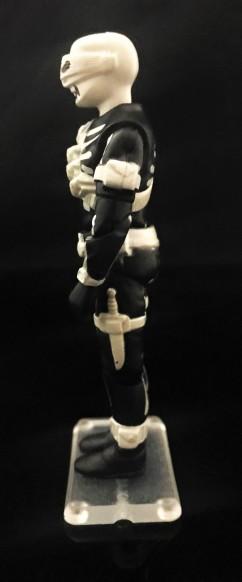 Black Major Toys 2020 The Last Chapter Bonecrusher Commando SEv2 - Surveillance Port 07