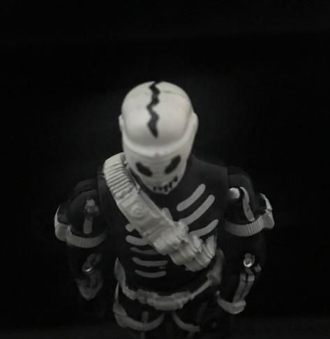 Black Major Toys 2020 The Last Chapter Bonecrusher Commando SEv2 - Surveillance Port 14