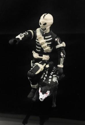 Black Major Toys 2020 The Last Chapter Bonecrusher Commando SEv2 - Surveillance Port 25