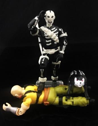 Black Major Toys 2020 The Last Chapter Bonecrusher Commando SEv2 - Surveillance Port 26