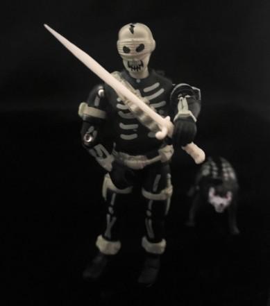 Black Major Toys 2020 The Last Chapter Bonecrusher Commando SEv2 - Surveillance Port 27