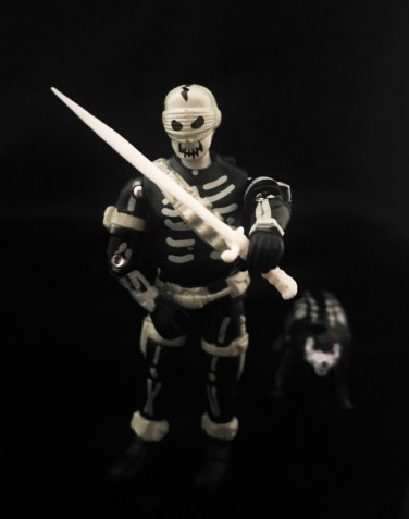 Black Major Toys 2020 The Last Chapter Bonecrusher Commando SEv2 - Surveillance Port 28
