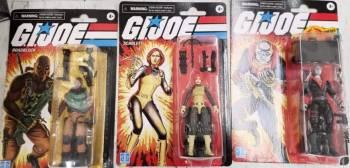 GI Joe Retro Collection STORM SHADOW Walmart ExclusiveConfirmed Pre Order NIB